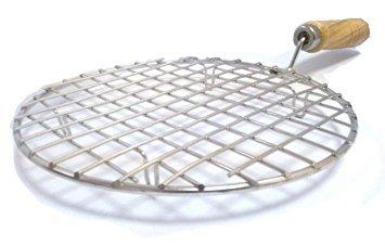 Large size Multi-Purpose Round,Roti Jari,Roti Jali, Roti Grill, Papd Jali, Chapati Grill,Cooling Rack with FREE Carry Bag of Proficient Enterprises