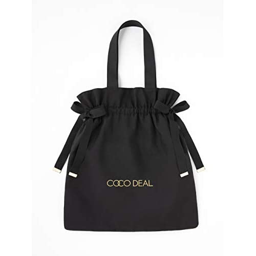 COCO DEAL RIBBON TOTE BAG BOOK 付録