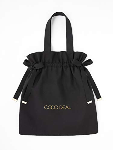 COCO DEAL RIBBON TOTE BAG BOOK 画像 B