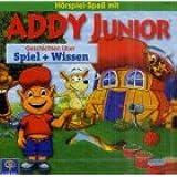 Addy Junior, Audio-CDs, Geschichten über Spiel & Wissen, 1 Audio-CD