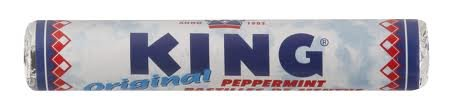 King Peppermints Rolls (Pack of 18)