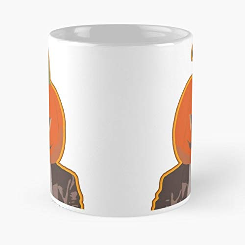 Theoffice The Office Dwight Schrute Halloween - 11 Oz Coffee Mugs Unique Ceramic Novelty Cup, The Best Gift For Halloween.]()
