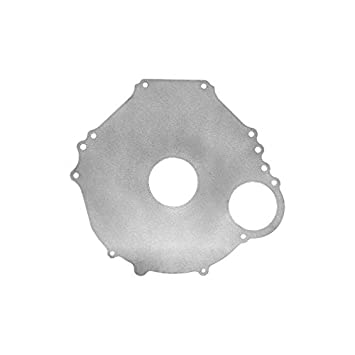 macs auto parts 44-37591 ford mustang spacer plate - manual transmission to  engine block - 6 bolt - 289 v-8, hard parts - amazon canada