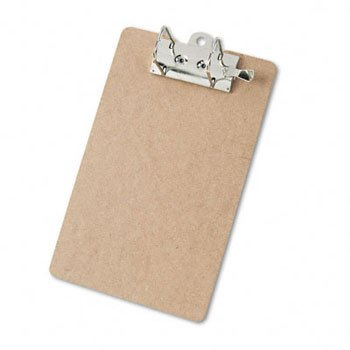 (Saunders 100% Recycled Hardboard Arch Clipboard BOARD,ARCH,LOCK,LTR 8320087 (Pack of15))