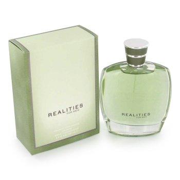 Parfum Claiborne Liz Vial (Realities By Liz Claiborne Mens Cologne Spray 3.3 Oz)