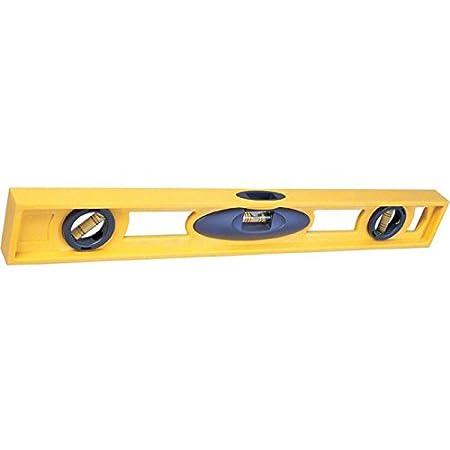 Stanley High Impact Abs 3 Vial Level 12in 1 42 474 1-42-474 Girder Levels Hand Tools Stanley Girder Levels