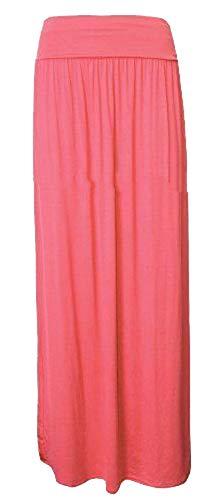 Life Ltd Taille Unique Femme Corail Fashion Noir Jupe Real 1OwdqZd