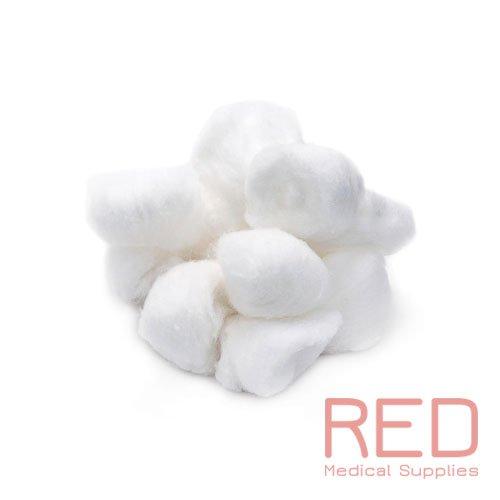 Cotton Balls Large Non-Sterile, 2000/Box (2 Packs of 1000) Alliance