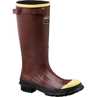 "LaCrosse Men's Pac 16"" Steel Toe Work Boot | Industrial & Construction Boots"