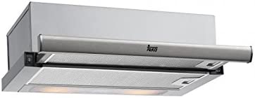 Teka TL 6420 Telescópica o extraplana Acero inoxidable 354m³/h E - Campana (354 m³/h, Canalizado/Recirculación, F, g, D, 55 dB): Amazon.es: Grandes electrodomésticos