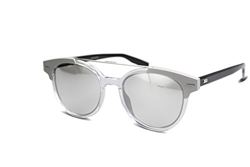 Christian Dior Black Tie 220/S Sunglasses Crystal Black / Silver - Tie Dior Homme