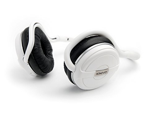 Kinivo BTH240 Limited Edition Bluetooth Stereo Headphone – Supports Wireless Music Streaming and Han