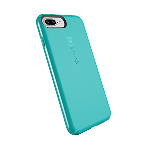 Speck Products CandyShell Cell Phone Case for iPhone 8 Plus/7 Plus/6S Plus/6 Plus - Jewel Teal/Mykonos Blue from Speck