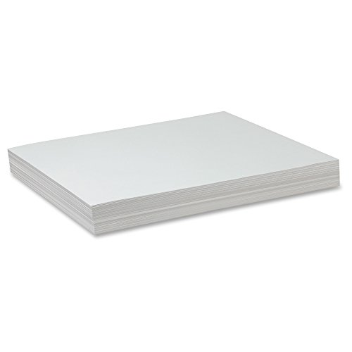 PACON CORPORATION BRIGHT WHITE SULPHITE DRAWING PAPER