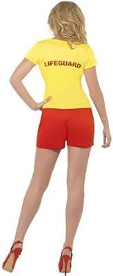 Smiffys - Disfraz de socorrista para Mujer: Amazon.es: Juguetes y ...