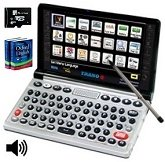 T-88 French English Electronic Dictionary Talking Text Translator by TRANO