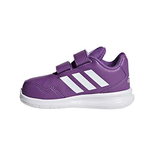 De Chaussures Gymnastique 000 Unisexes Altarun Bb Lilcla Ftwbla vioray Cf Pourpres Adidas I ItXFqw