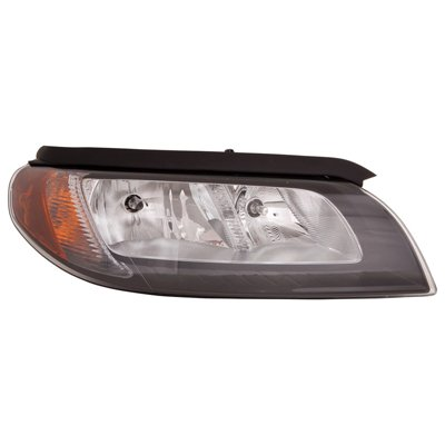 CPP Left Headlamp Assembly Composite for 2007-2008 Volvo ()