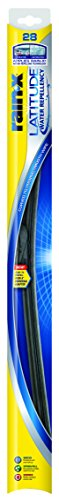 "Rain-X 5079282-2 Latitude Water Repellency Wiper Blade, 28"" (Pack of 1)"
