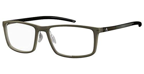 Eyeglasses Adidas Litefit 2 0 Full Rim SPX AF 46 6059 green matte