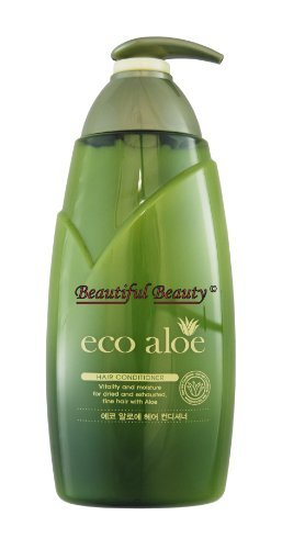 ROSEE ECO ALOE HAIR CONDITIONER 760ml (Vital Control Shampoo)