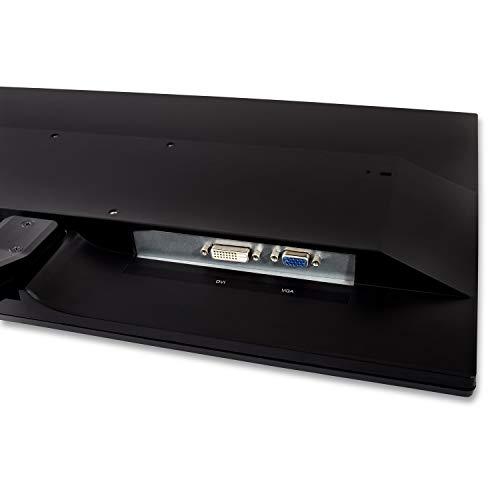 """3106sGPfbnL - V7 L236E-3N 23.6"""" FHD 1920 x 1080 VA LED Monitor, VGA, DVI"""