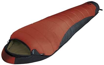 LESTRA Mont Blanc - Saco de dormir momia para acampada, color, talla 225 x