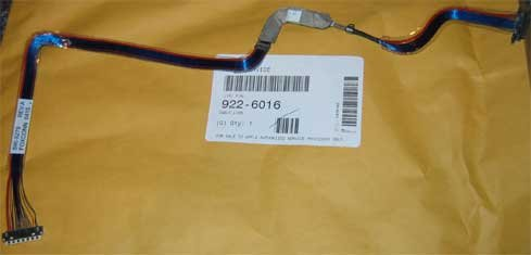 Powerbook G4 Aluminum G4 Display Cable LVDS 15