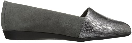 Aerosoles Mujeres Trend Setter Loafer Dark Grey Combo