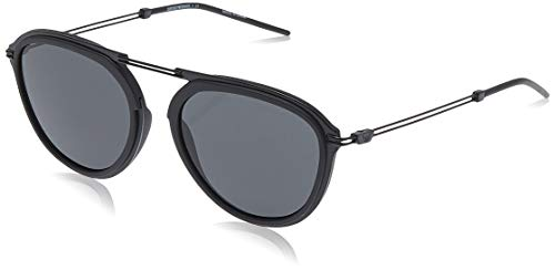 Emporio Armani sunglasses (EA-2056 300187) Matt Black - Grey lenses