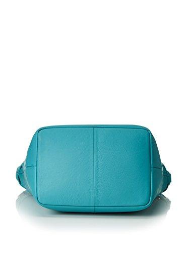 BREE Fantastic 4 Besace à courte bandoulière en mineral blue