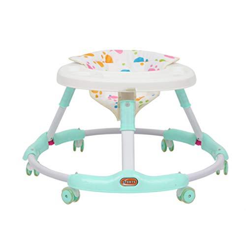 YXXHM- Walker New Children's Multifuncional Anti-Rollover 6-12 Meses Yo-yo Bebé Coordinación Mano-Ojo Comunicación Entre...