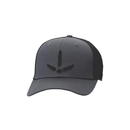 Nomad Outdoors Turkey Track Trucker Cap-Iron Gray