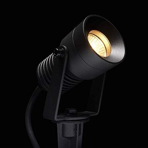 Cree Foco empotrable de suelo LED   Foco de suelo/luz de jardín   Para jardín   5W/acero inoxidable/exterior/230V/IP65/Blanco cálido: Amazon.es: Iluminación