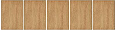 "Arc Crafts ARCCW69 Barc Veneer A2 Envelopes (5 Pack), 4.375"" x 5.75"", Cherry Wood"