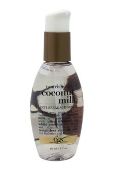 Price comparison product image Ogx Serum Coconut Milk Size 4z