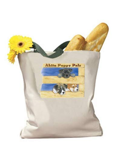 ifts, Akita Tote Bag ()