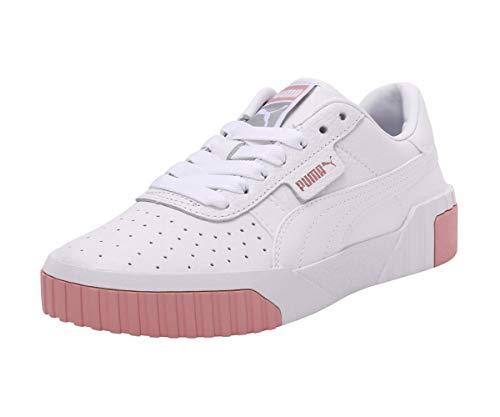 PUMA Women's Cali Nubuck WN's Low-Top Sneakers