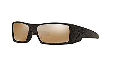 Oakley Mens Gascan Sunglasses (OO9014) Plastic