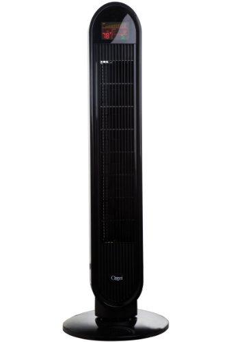 Ozeri 360 Oscillation Tower Fan, with