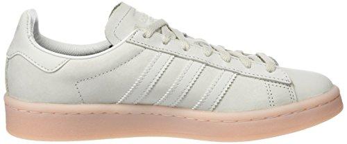 Adidas Damen Campus W Fitnessschuhe, Blau Mehrfarbig (s16 / Cristallo Bianco Cristallo S16 Bianco / Icey F17 Rosa)