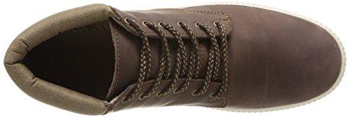 Piel Marrone Unisex Cuello Sneakers Marron Victoria Bota 5wxCqvXzA