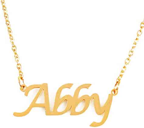 ffca62cb15a42 Shopping Name Necklaces or AMALIA FINE JEWELRY - Necklaces ...