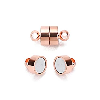 Rose Gold Plated Strong magnetic Clasp Converter Bracelet Necklace