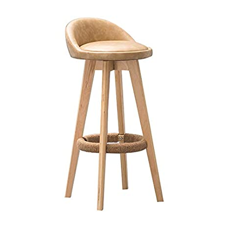 Fabulous Amazon Com Barstools Solid Wood Bar Stool Creative Pdpeps Interior Chair Design Pdpepsorg