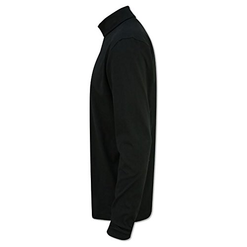 Hann Brooks Herren Poloshirt Schwarz schwarz XX-Large Gr. XX-Large, schwarz