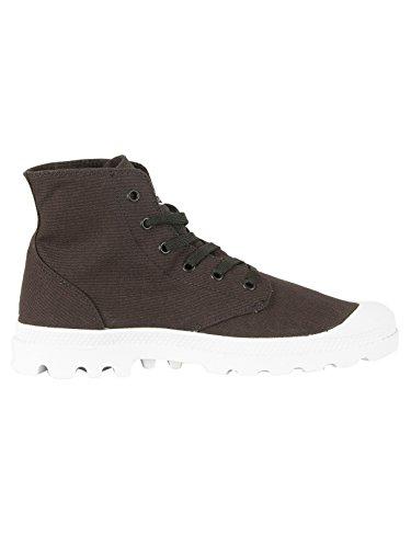 Sneaker Collo Adulto A Blanc – Alto Unisex Nero Palladium Hi Pampa Xwqz4Bt