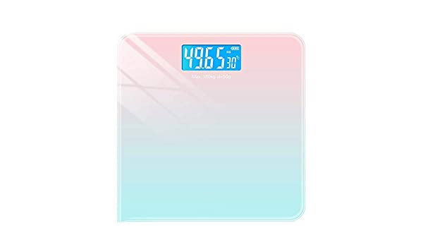DJSkd Rechargeable Electronic Scale Home Accurate Weight