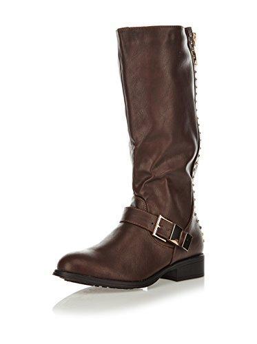 Tout Pour Toi FZ532 Stiefel braun Brown