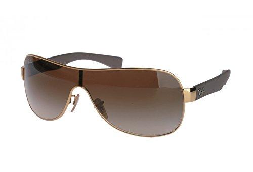 Gafas de sol para mujer Rayban oro RB 3471 Youngster 001/13 ...